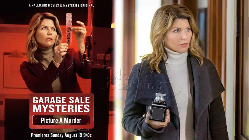 Garage Sale Mystery Fotografia di un omicidio film Paramount Network