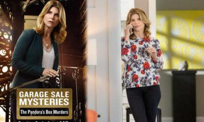 Garage Sale Mystery I delitti del vaso di Pandora film Paramount Network