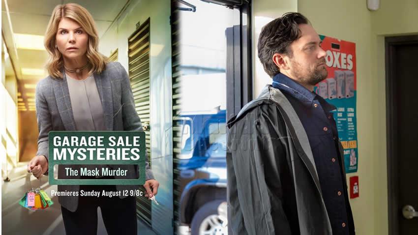 Garage Sale Mystery Maschera di morte film Paramount Network