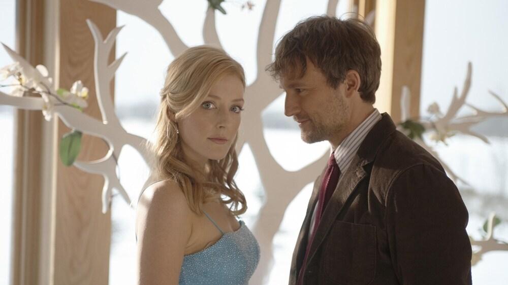 I misteri di Shadow Island Matrimonio senza lo sposo film attori