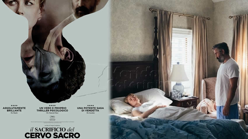 Il sacrificio del cervo sacro film Rai Movie