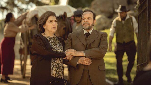 Il segreto ultima puntata Francisca e Raimundo