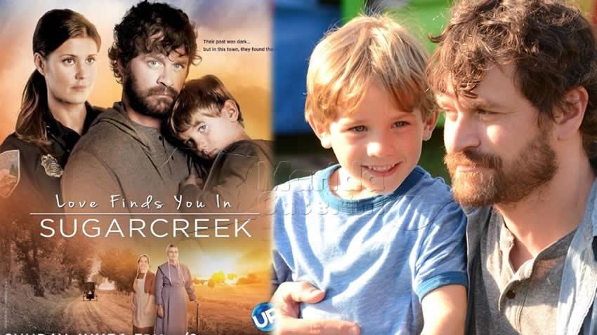 Innamorarsi a Sugarcreek film Tv8