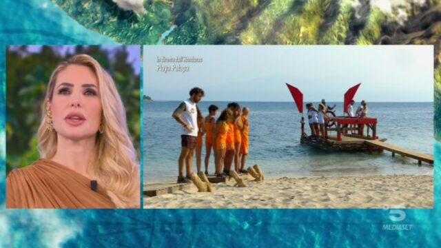 Isola dei Famosi 2021 diretta 3 maggio prova leader
