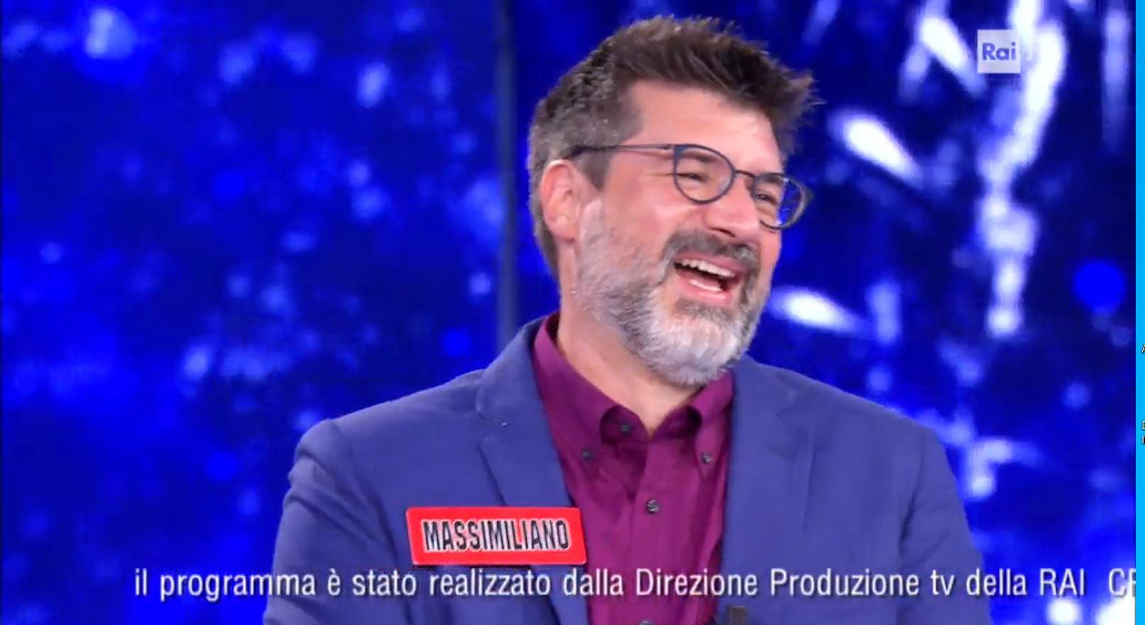 L'Eredità Massimiliano ha vinto 6875 euro