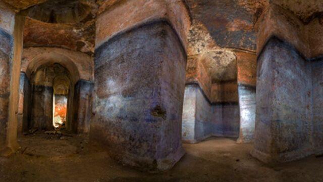 Linea Blu cisterna romana