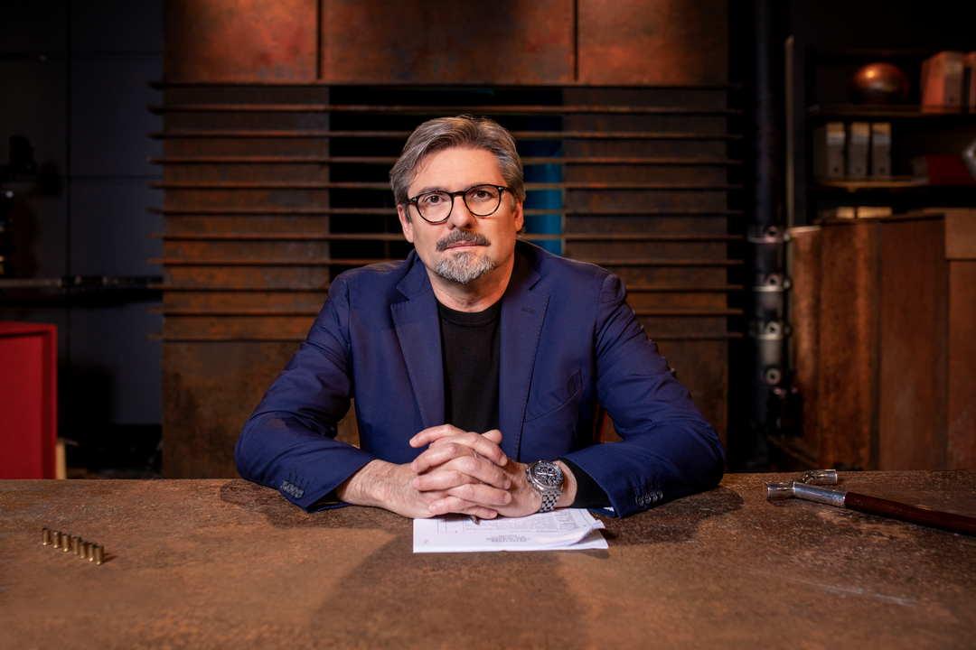 Pino Rinaldi Detectives intervista