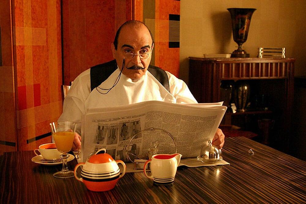 Poirot Alla deriva film dove è girato