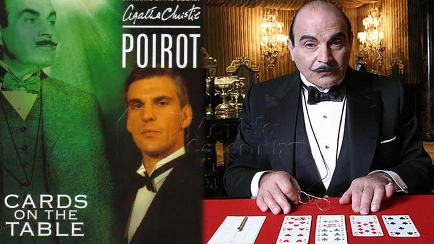 Poirot Carte in tavola film Top Crime