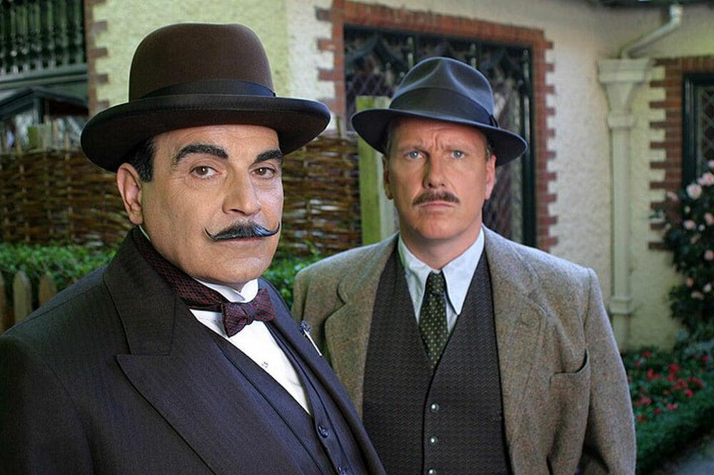 Poirot Carte in tavola film dove è girato