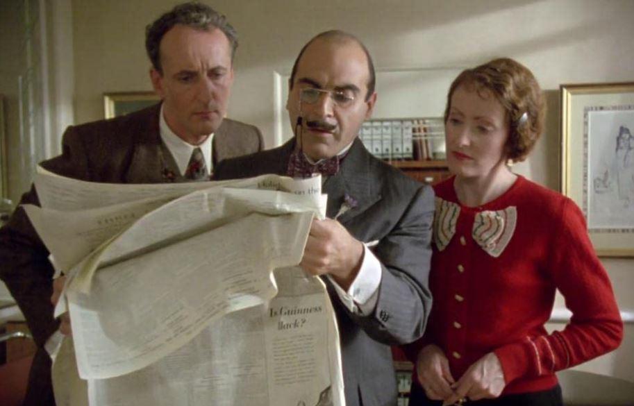 Poirot Il mistero della cuoca scomparsa attori