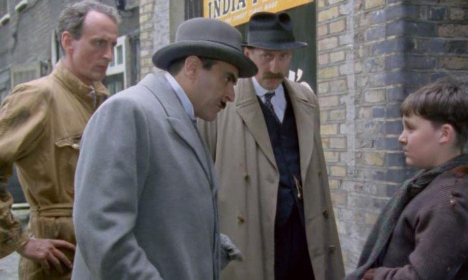 Poirot Omicidio perfetto trama