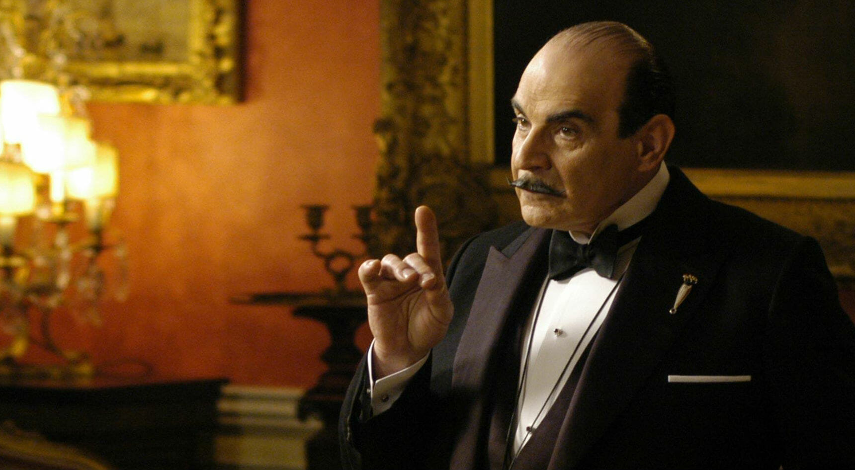 Poirot Top Crime quando in onda