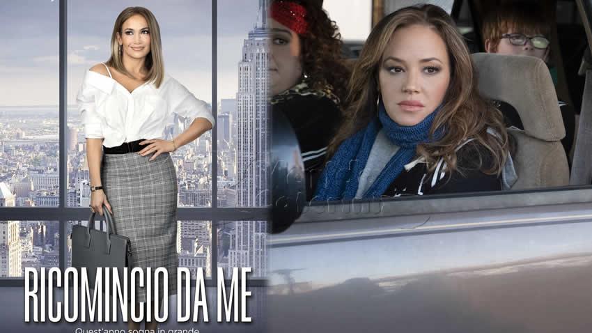 Ricomincio da me film Canale 5