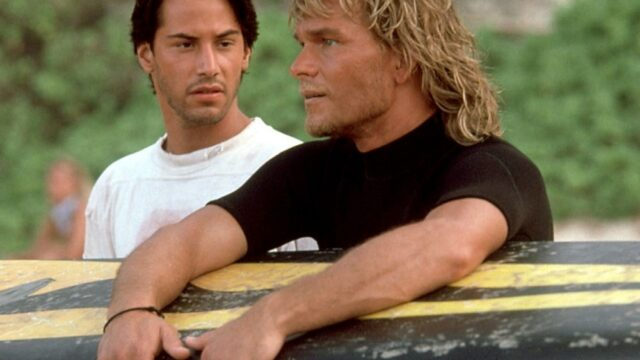 Stasera in tv sabato 8 maggio 2021 Point Break
