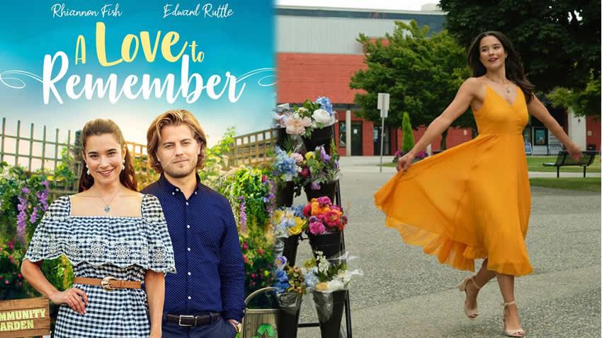 Un amore da ricordare film Tv8