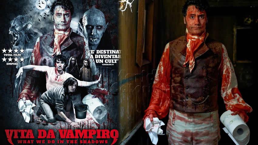 Vita da Vampiro film Rai 4