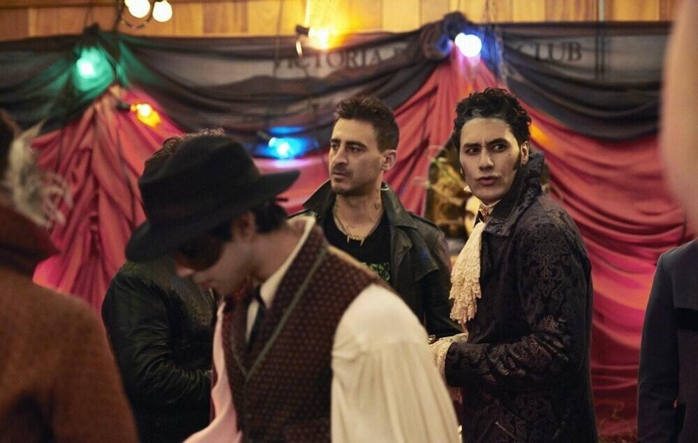 Vita da Vampiro film attori