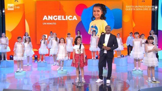 Zecchino d oro 2021 diretta 30 maggio Angelica