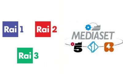 programmi Rai e Mediaset quando finiscono