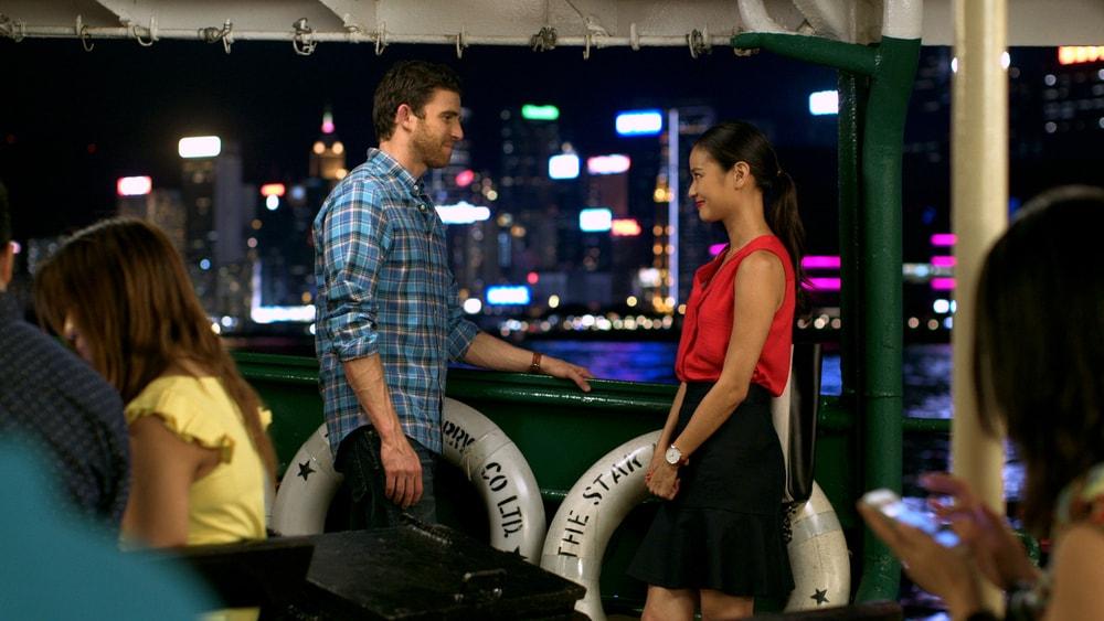 A Hong Kong è già domani film attori