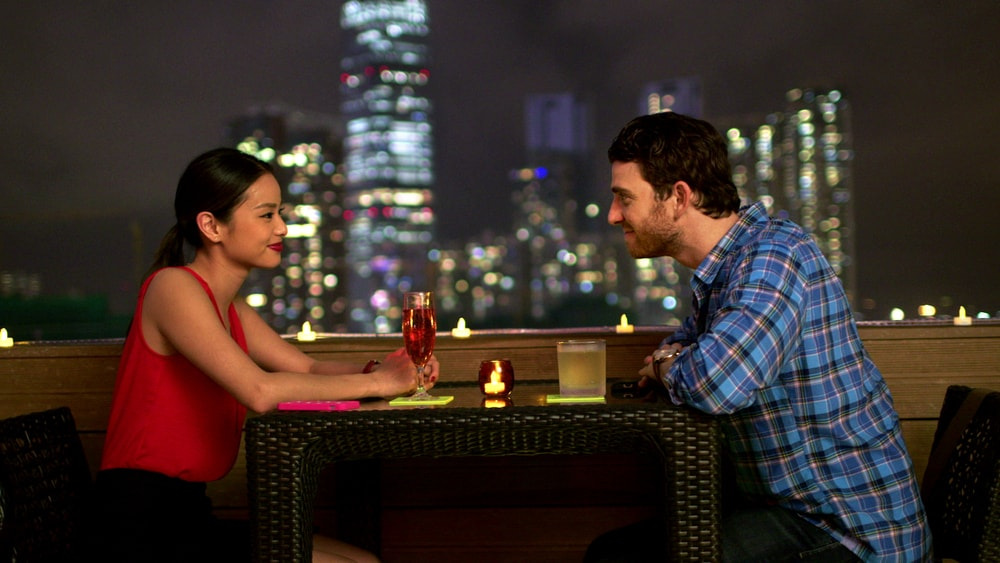 A Hong Kong è già domani film dove è girato