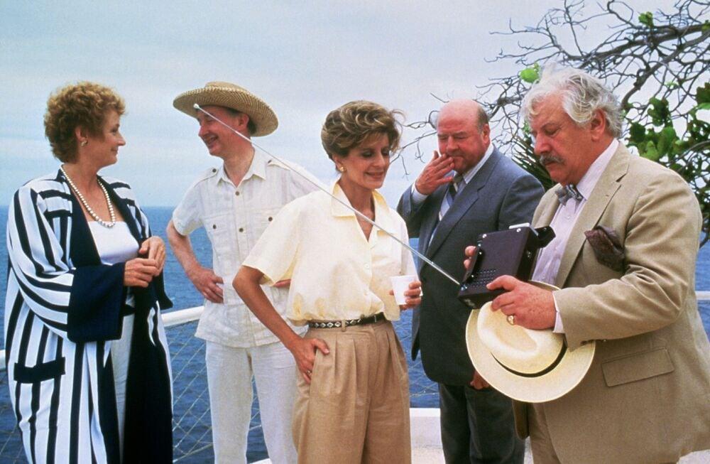 Agatha Christie delitto in tre atti film finale