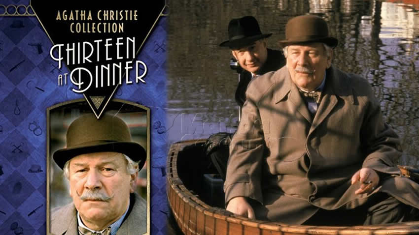 Agatha Christie tredici a tavola film Top Crime