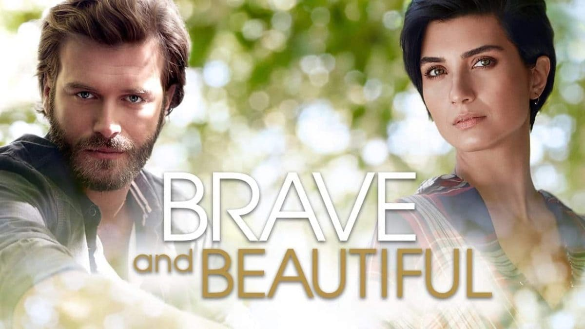 Brave and beautiful serie tv Canale 5