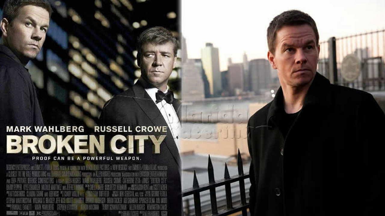 Broken City film Iris