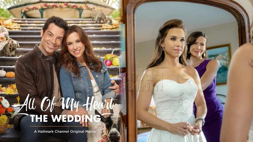 Con tutto il mio cuore Il matrimonio film Tv8