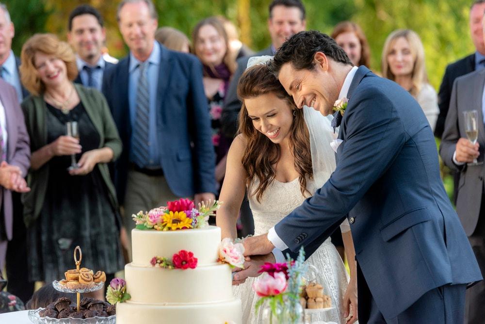Con tutto il mio cuore Il matrimonio film attori