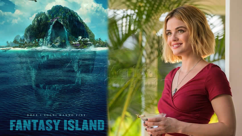 Fantasy Island film Sky Cinema Uno