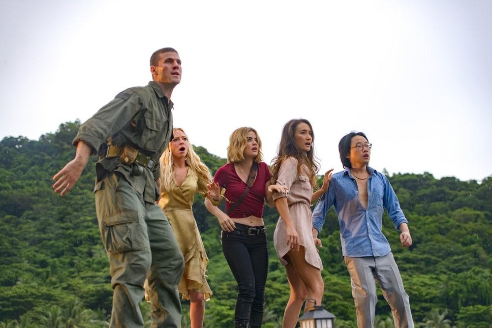 Fantasy Island film finale