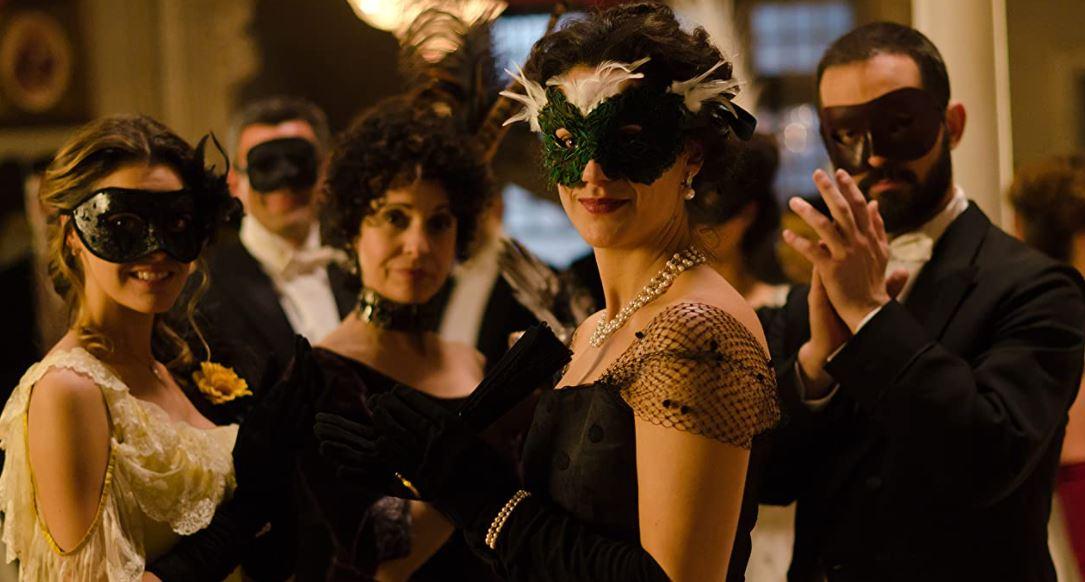 Grand Hotel Intrighi e passioni attori