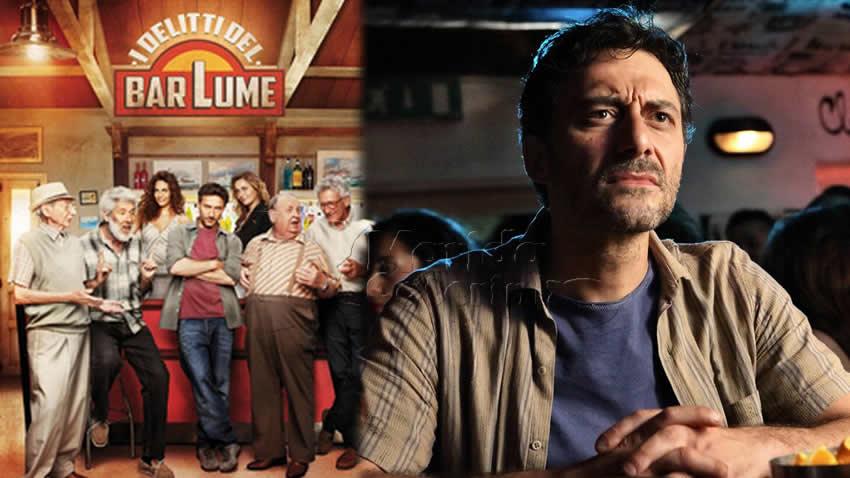 I delitti del BarLume La briscola in cinque film Tv8