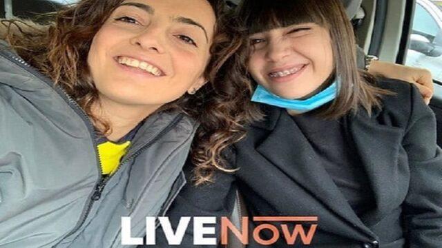 Il bianco e il nero Live Now Malika Chalhy