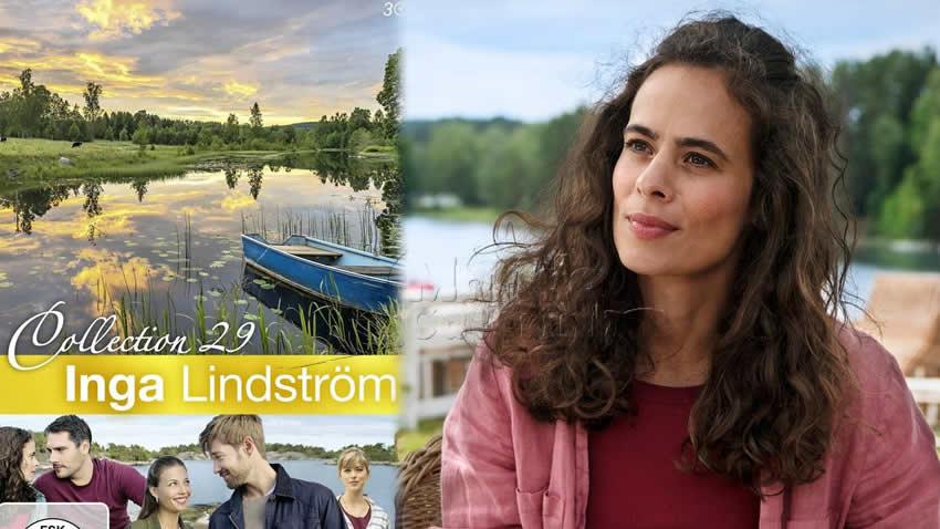 Inga Lindstrom Cuore rubato film Canale 5
