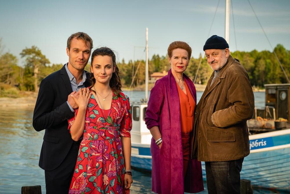 Inga Lindstrom L'altra figlia film dove è girato