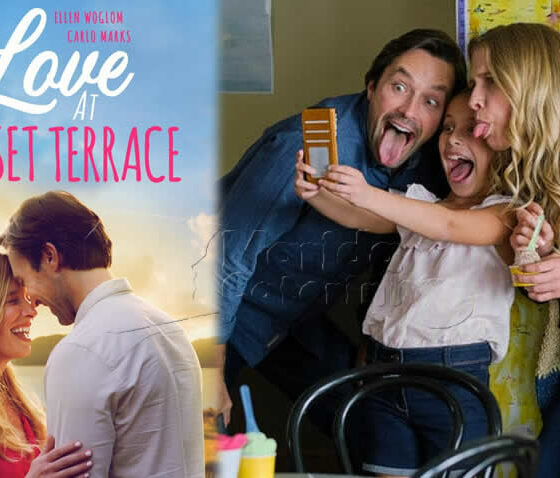 Innamorarsi a Sunset Terrace film Tv8