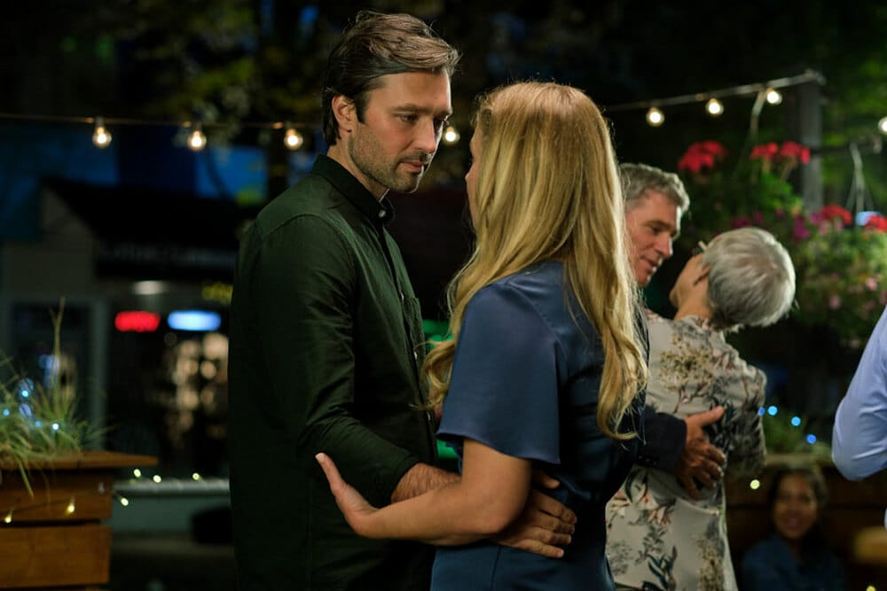 Innamorarsi a Sunset Terrace film finale
