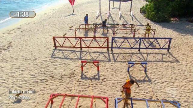 Isola dei Famosi seconda sfida