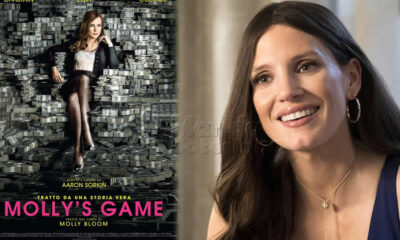 Molly's Game film Rai Movie