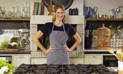 Morgan gusto sano in cucina