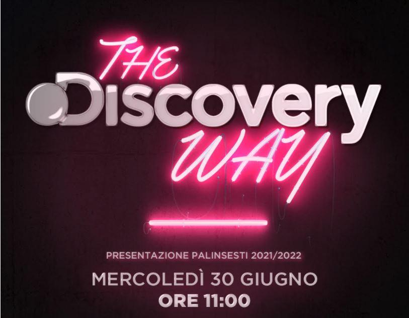 Palinsesti Discovery 2021/2022 conferenza stampa
