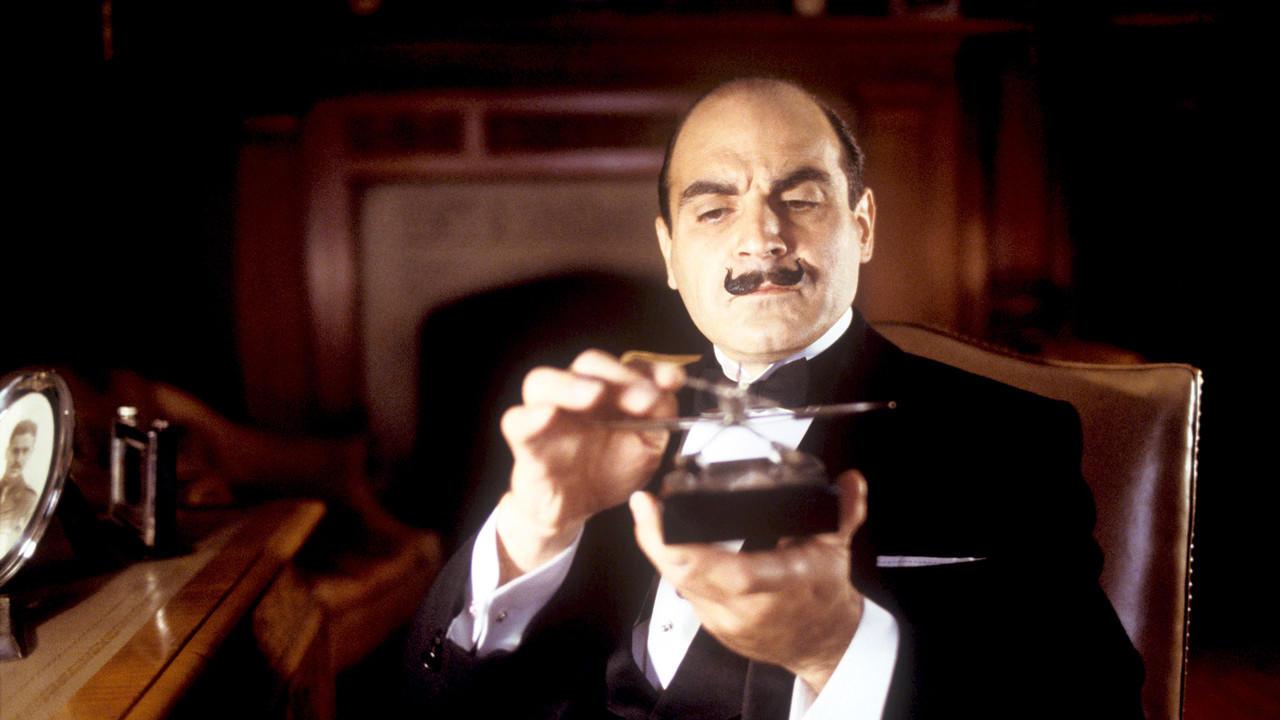 Poirot Furto di idee trama