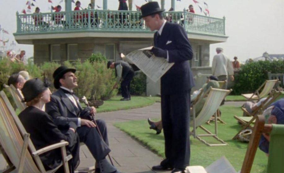 Poirot Legami di sangue trama