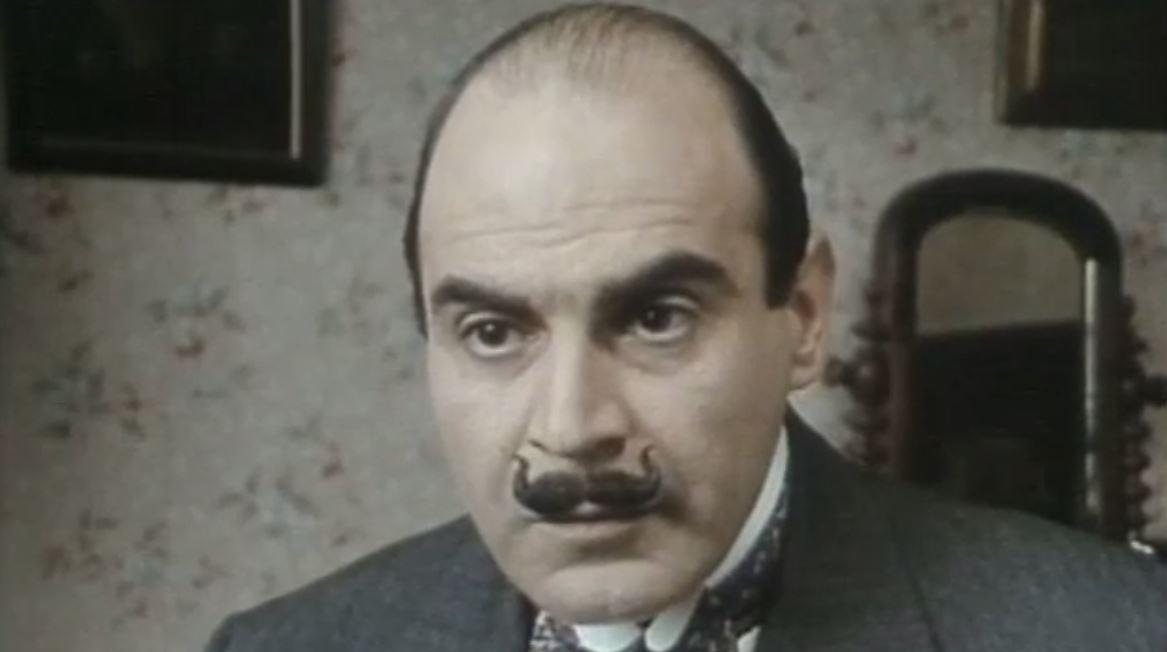 Poirot Omicidio dietro le quinte attori