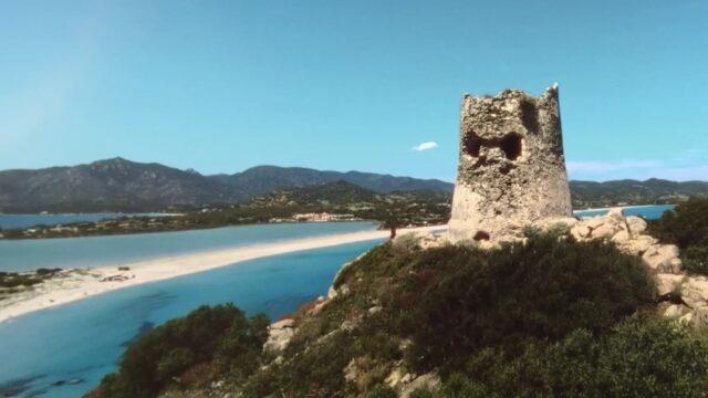 Spot Sardegna 2021 mare torre medievali