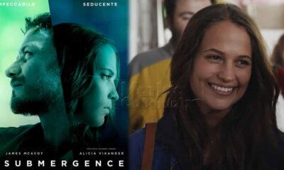 Submergence film Rai Movie